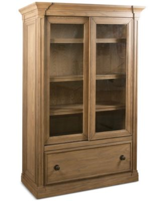 Superbe Sherborne Sliding Door Bookcase ...