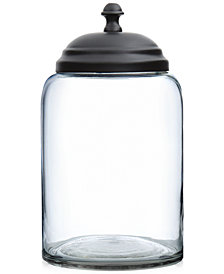 Paradigm Bath Accessories Lonestar Medium Glass Jar