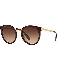 b00b1b471d20 Dolce & Gabbana Sunglasses For Women - Macy's