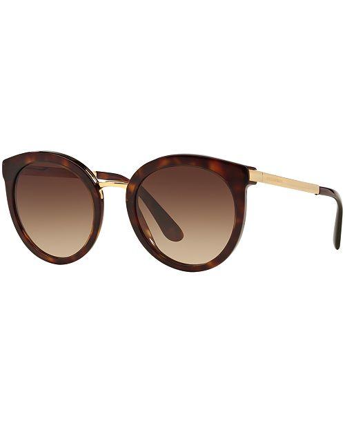 31042e5fccf6 ... Dolce   Gabbana Sunglasses
