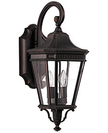 Feiss Cotswold Lane 2-Light Wall Lantern
