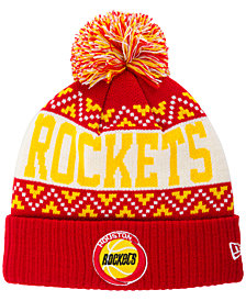 1e73ad2b842 New Era Houston Rockets Mens Sports Apparel   Gear - Macy s