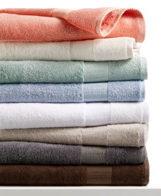 Kassatex Luxury Bath Towel Collection - Bath Towels - Bed & Bath ...