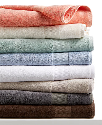 larger view. Kassatex Luxury Bath Towel Collection   Bath Towels   Bed   Bath
