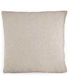 Hotel Collection Waffle Weave European Sham, Created for Macy's