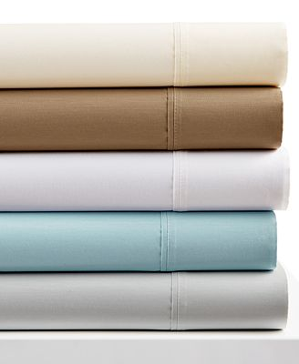 CLOSEOUT! Barrington Queen 4-pc Sheet Set, 1400 Thread Count, Created for Macy's