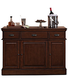 Gabriella Wine Cabinet, Quick Ship