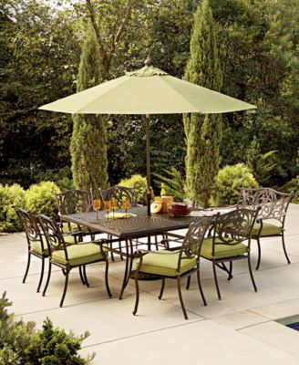 CLOSEOUT! Monrow Outdoor Dining Collection, Created For Macyu0027s