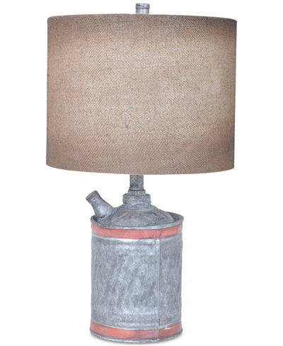Crestview Filler Up Table Lamp