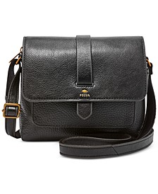 Kinley Small Pebble Leather Crossbody