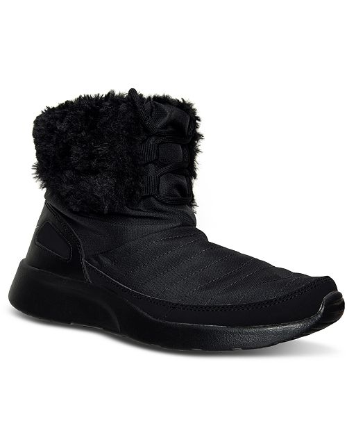 new styles 9e292 520b3 ... Nike Women s Kaishi Winter High Sneakerboots from Finish ...