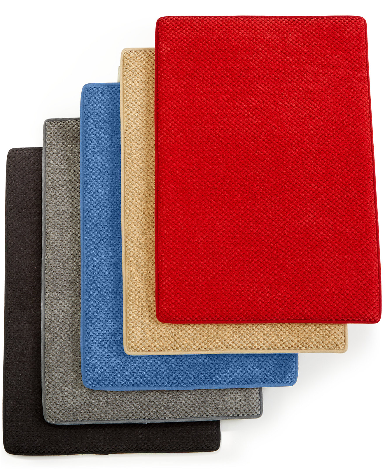 Foam Kitchen Floor Mats Sensorgel Memory Foam Kitchen Rug Collection Only At Macys