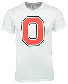 J America Men's Ohio State Buckeyes Big Logo T-Shirt