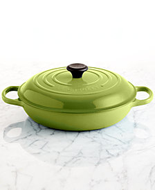 Le Creuset Signature Enameled Cast Iron 3.75 Qt. Braiser