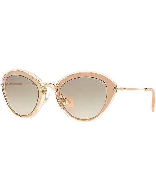 MIU MIU Sunglasses, MU 51RS