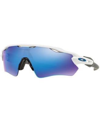 blue and white oakley sunglasses ctxu  Oakley Sunglasses, OO9208 RADAR EV PATH