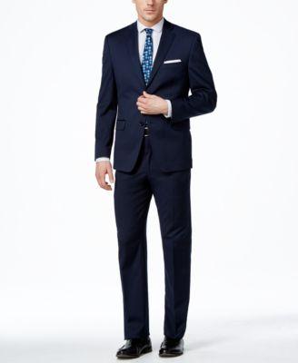 Navy Blue Suit: Shop Navy Blue Suit - Macy's