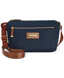 Blue Messenger Bags and Crossbody Bags - Macy's