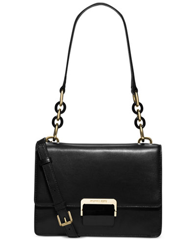 michael michael kors cynthia small shoulder flap bag handbags. Black Bedroom Furniture Sets. Home Design Ideas