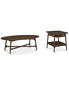 CLOSEOUT! Hirono 2-Piece Set (Coffee and End Table)