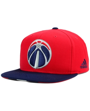 adidas Washington Wizards Pride Jersey Hook Snapback Cap