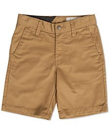 Chino Shorts, Toddler Boys