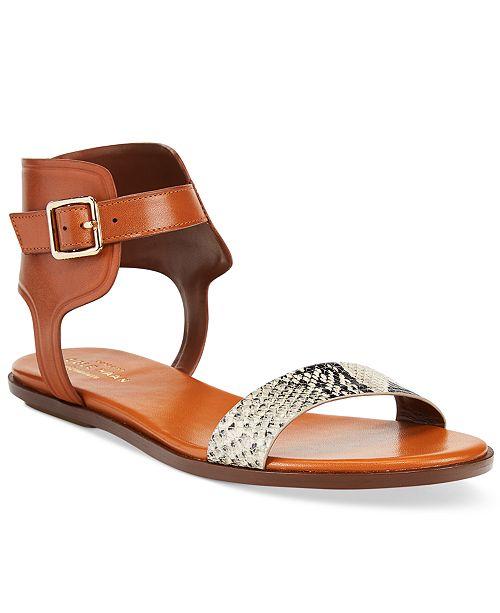 Barra Snake Print Sandals Xt9UCLpqLN