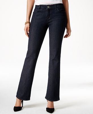 Tommy Hilfiger New Classic True Rinse Bootcut Jeans, Only at Macy's