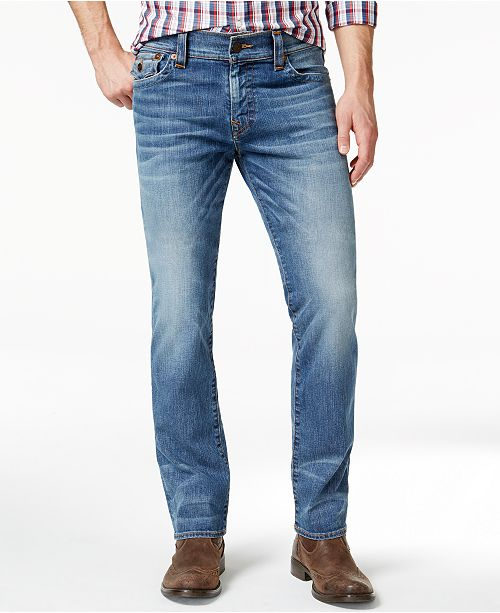80608f742 ... True Religion Men s Ricky Relaxed-Straight-Fit Stretch Flagstone ...