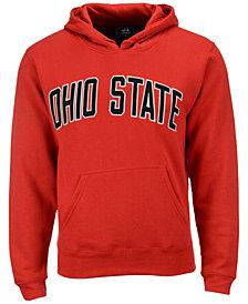 J America Men's Ohio State Buckeyes Identity Arch Hoodie