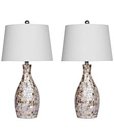 Set of 2 Chantal Table Lamps
