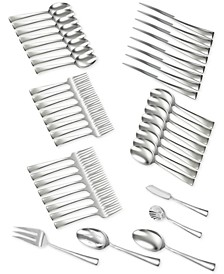 Zwilling TWIN® Brand Bellasera 18/10 Stainless Steel 45-Pc. Flatware Set, Service for 8