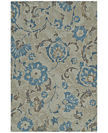 "Dalyn Mosaic Cottage Linen 3'3"" x 5'1"" Area Rug"