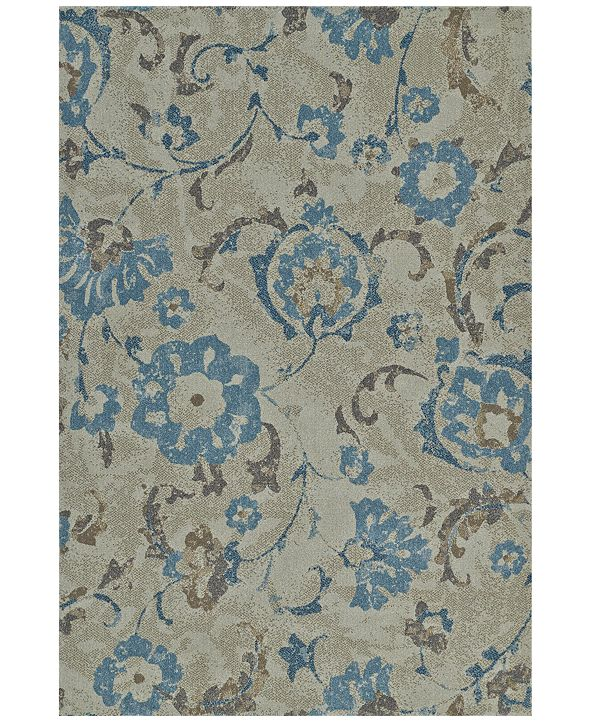 """Dalyn Mosaic Cottage Linen 9'6"""" x 13'2"""" Area Rug"""