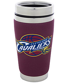 Hunter Manufacturing Cleveland Cavaliers 16 oz. Stainless Steel Travel Tumbler