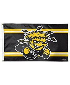 Wichita State Shockers Deluxe Flag