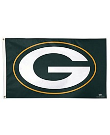 Green Bay Packers Deluxe Flag
