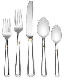 5-Pc. Gold Todd Hill Place Setting