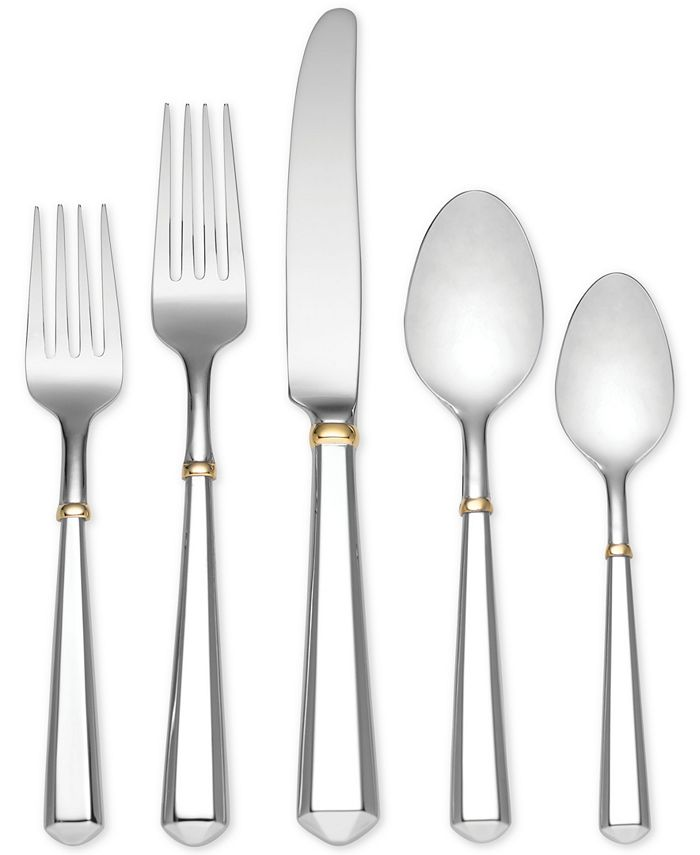 kate spade new york - 5-Pc. Todd Hill Place Setting