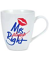 Pfaltzgraff Mrs. Always Right Mug