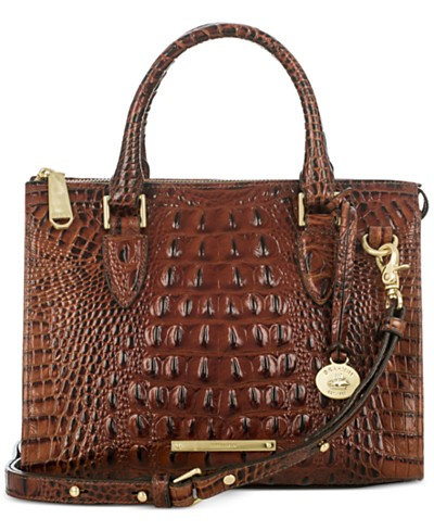 Brahmin Melbourne Anywhere Convertible Satchel, Created For Macy's
