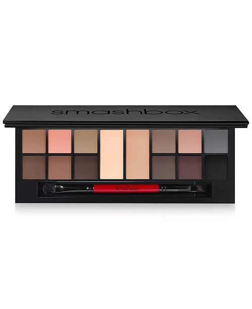 Smashbox Photo Matte Eyes Eyeshadow Palette Makeup Beauty Macys