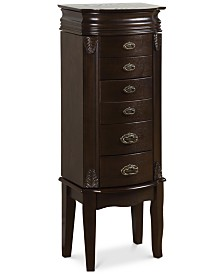 Haylie Jewelry Armoire, Quick Ship