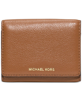 fb3a756bd102 Michael Kors Liane Small Billfold Wallet & Reviews - Handbags & Accessories  - Macy's