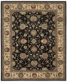 "Wool and Silk 2000 2204 5'6"" x 8'6"" Area Rug"