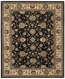 "Nourison Wool & Silk 2000 2204 7'9"" x 9'9"" Area Rug"