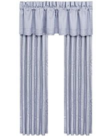 CLOSEOUT! J Queen New York Wilmington Window Valance
