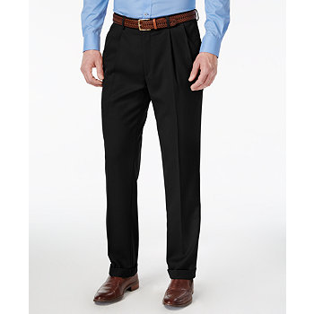 Louis Raphael Men's Straight-Fit Pants