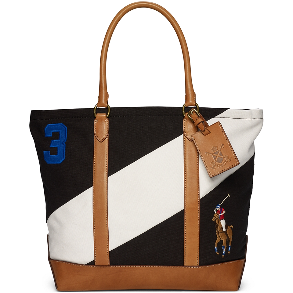 79f90613ef92 Polo Ralph Lauren Colorblocked Tote Accessories   Wallets Men on ...