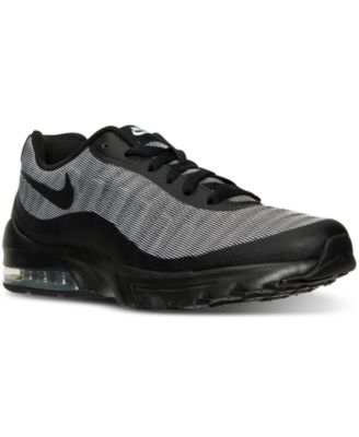 Nike Men\u0026#39;s Air Max Invigor Premium Running Sneakers from Finish Line